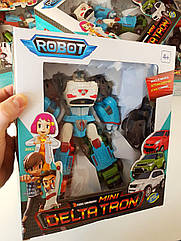Тобот Дельтатрон Міні, Tobot (робот X, D, Z) Робот-трансформер