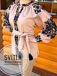 "Жіноча вишита блуза ""Азаріна"", фото 2"