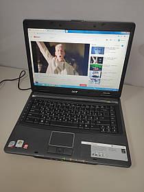 Ноутбук Acer Aspire 5620g 2ядра 4Gb hdd250 видеокарта HD2400 дом офис простые игры