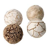 СОМЛИГ Украшение, шар, естественный
