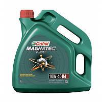 Моторне масло Castrol Magnatec Diesel 10W-40 B4 4л