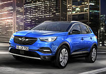 Opel Grandland X 2017+