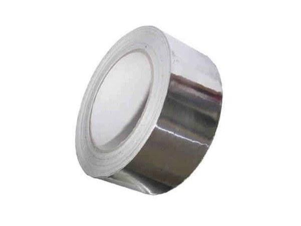 Алюминиевая фольгированная лента Alu Fix для паробарьера 50 мм х 50м