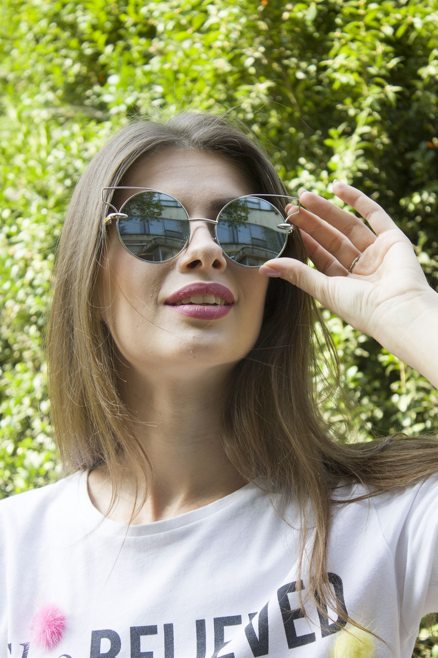 Солнцезащитные женские очки 1180-7