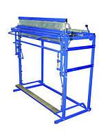 Термодизайнер - установка для гибки пластика толщиной 8-20 мм с длиной гиба до 1100 мм