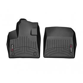Килими гумові WeatherTech Peugeot 3008 2018+ передні чорні