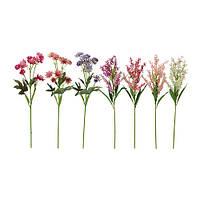 СМИККА Цветок искусственный,различные растения