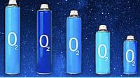 Кислородный баллончик на 4 литра для дыхания