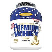 Протеїн WEIDER PREMIUM WHEY 2,3 kg Vanilla-Caramel