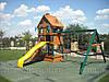 Детская площадка. Игровой комплекс CALIFORNIA