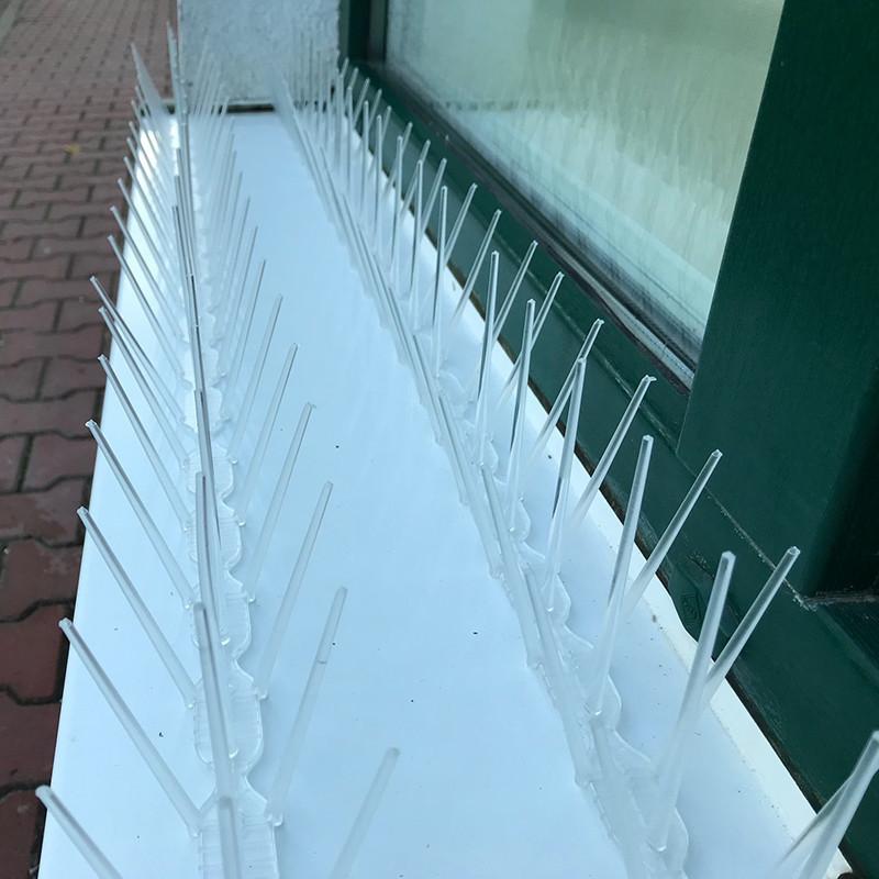 Шипы антиприсадные Jacopic, 15 шт ( 5 метров)