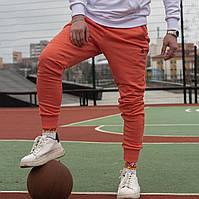 Спортивные штаны Пушка Огонь Jog Коралловые, фото 1