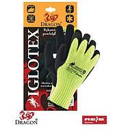 Перчатки защитные утепленные проклеенные,IGLOTEX