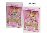 Кукла Барби в бальном платье в коробке