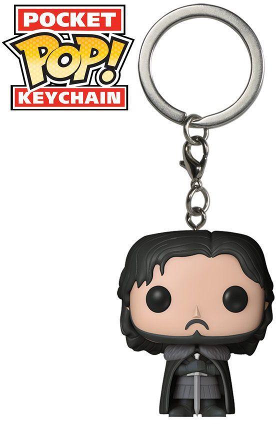 Брелок Funko Pocket POP! Keychain: Game of Thrones - Jon Snow