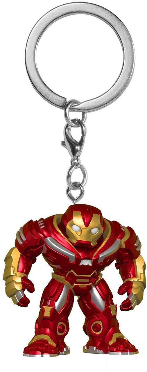 Брелок Funko Pocket POP! Keychain: Marvel: Avengers - Hulkbuster