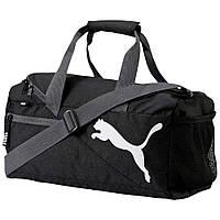 Сумка Puma Fundamentals Sports Bag XS Black (35QW)