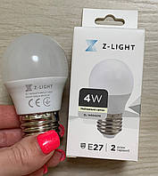 Лампа светодиодная Z-light 4W