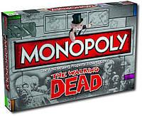 Настольная игра Winning Moves Monopoly - Walking Dead (21470), фото 1