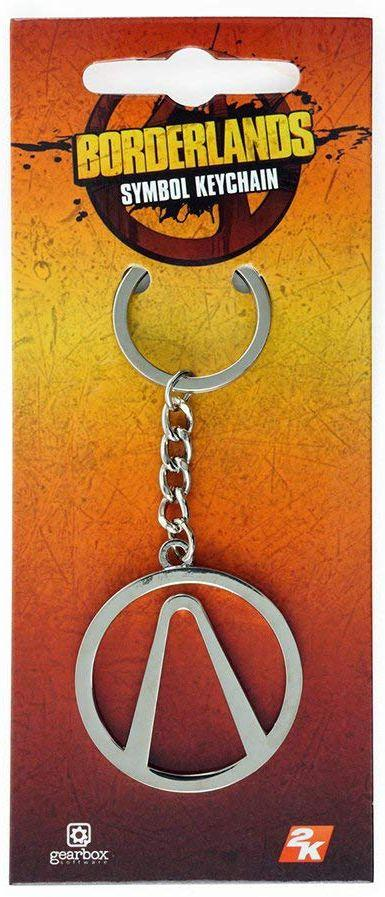 Брелок Gaya Borderlands Keychain - Symbol (GE3036)