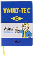 Блокнот Gaya Fallout - Vault-Tec Notebook A5, фото 1