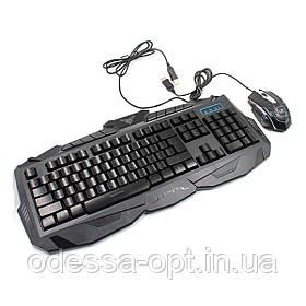 Клавіатура KEYBOARD+mouse V100