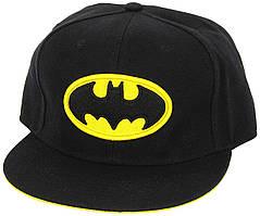 Кепка CODI Cap DC Comics Batman Black Logo