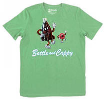 Футболка Gaya Fallout T-Shirt - Bottle & M Cappy
