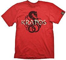 Футболка Gaya God of War T-Shirt - Kratos Symbol L
