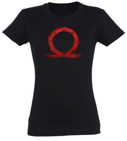 Футболка Gaya God of War T-Shirt Girlie - Serpent M