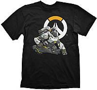 Футболка Gaya Overwatch T-Shirt - Winston Logo M