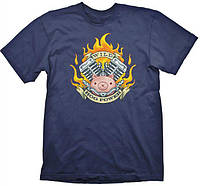 Футболка Gaya Overwatch T-Shirt - Roadhog XL