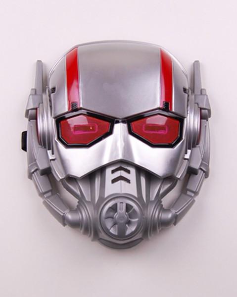 Карнавальная маска Человека-муравья со световым эффектом детская