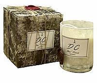 Свеча массажная свеча с маслом какао Dal Corа, стакан 180 мл