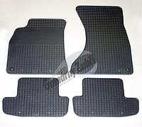 Резиновые ковры Audi  А5 с 2007⇒ / цвет: серый