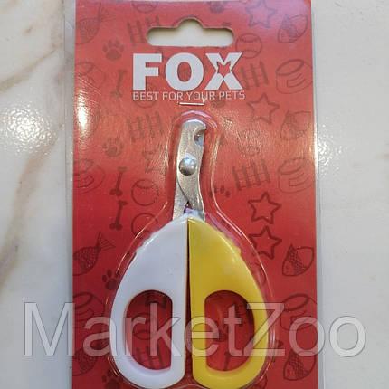 Когтерез FOX для ухода за когтями, фото 2