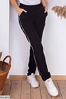 Женские спортивные штаны с лампасом арт 2001