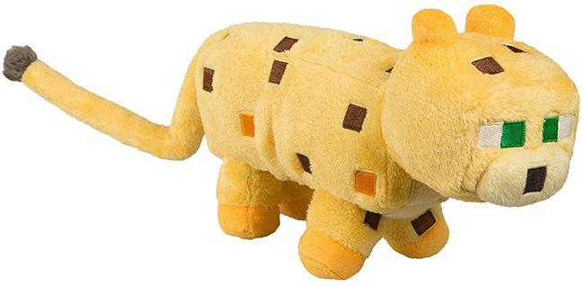 "Фигурка JINX Minecraft - Ocelot Plush, 14"" Yellow"