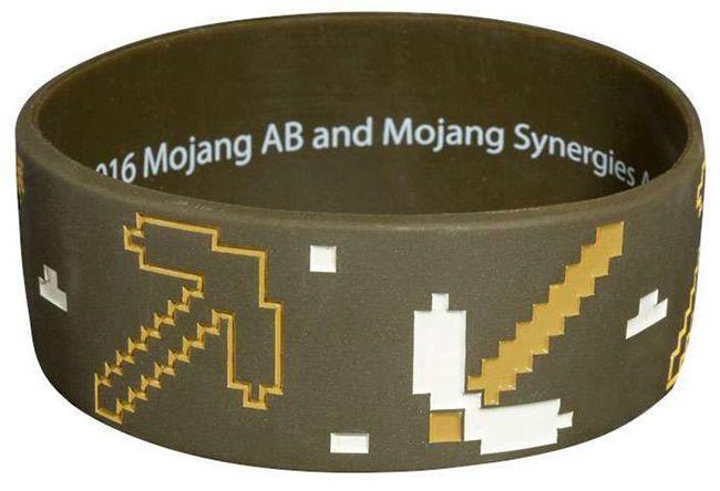 Браслет JINX Minecraft Miner Bracelet One Size