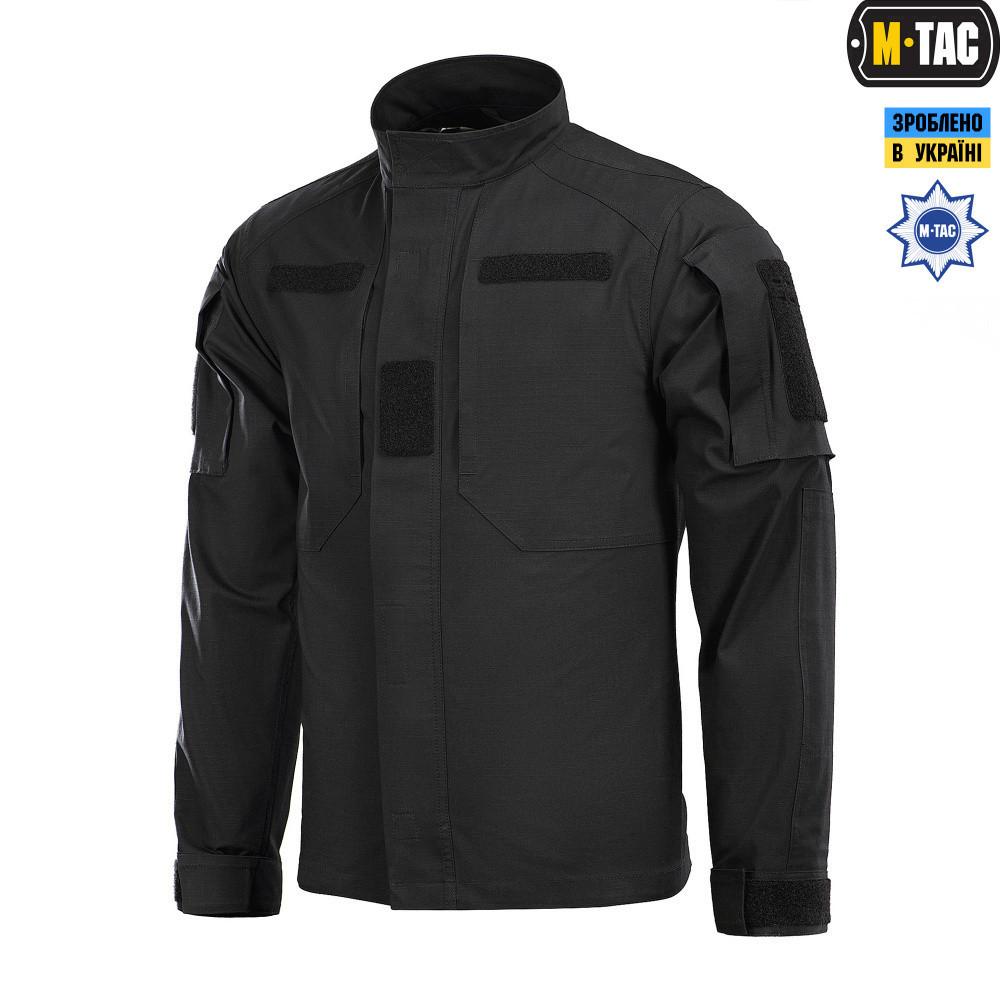 M-Tac китель Patrol Flex Special Line Black