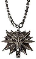 Медальйон JINX Witcher - Wild Hunt Medallion and Chain