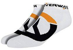 Носки JINX Overwatch - Logo Socks White (3 Pairs)