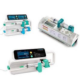 Инфузионные насосы и шприцевые дозаторы