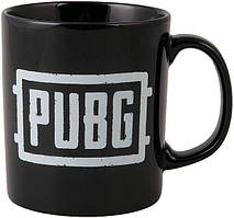 Кружка JINX PUBG - Logo Ceramic Mug 325 ml Black/White