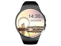Умные часы King Wear KW18 с поддержкой SIM-карты (Черный), фото 1