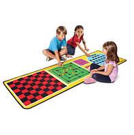 """Ігровий килимок """"Настільні ігри 4 в 1"""" Melissa&Doug (MD19424)"""