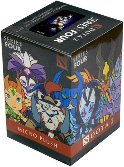 Фигурка Valve DOTA 2 - Microplush BlindBox Series 4