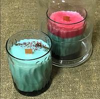 Свеча ароматическая Dal Corа соевая, Авокадо и сандаловое дерево