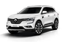 Фаркопы на Renault Koleos (c 2017--)