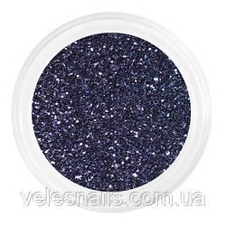 Пісок для нігтів фіолетовий